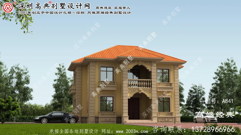 丰泽区建筑别墅设计图