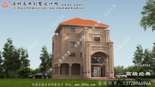 临川区农村自建房屋设计图