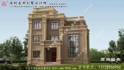 罗庄区别墅书房设计平面图