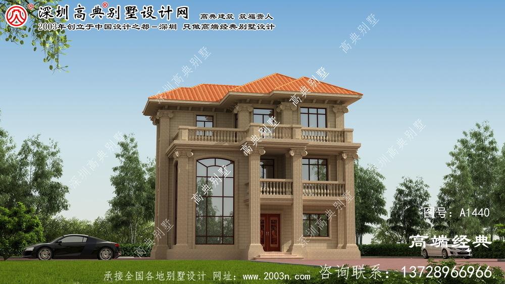 双滦区农村平房屋设计图