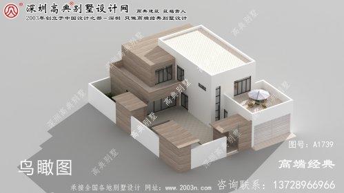 新绛县二层别墅设计图纸平面图