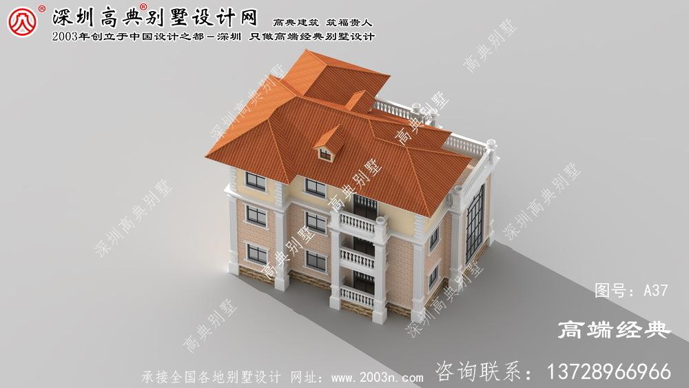 葫芦岛市农村房屋设计图