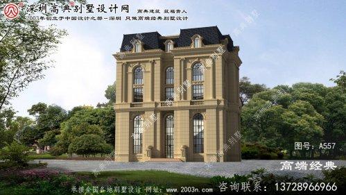 抚远县别墅建造设计图