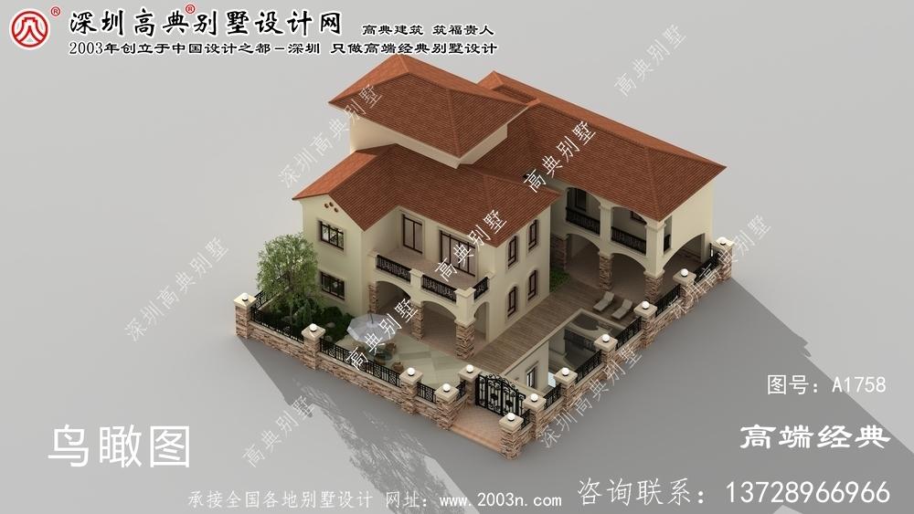 兴宾区金秀瑶族自治县三层别墅图