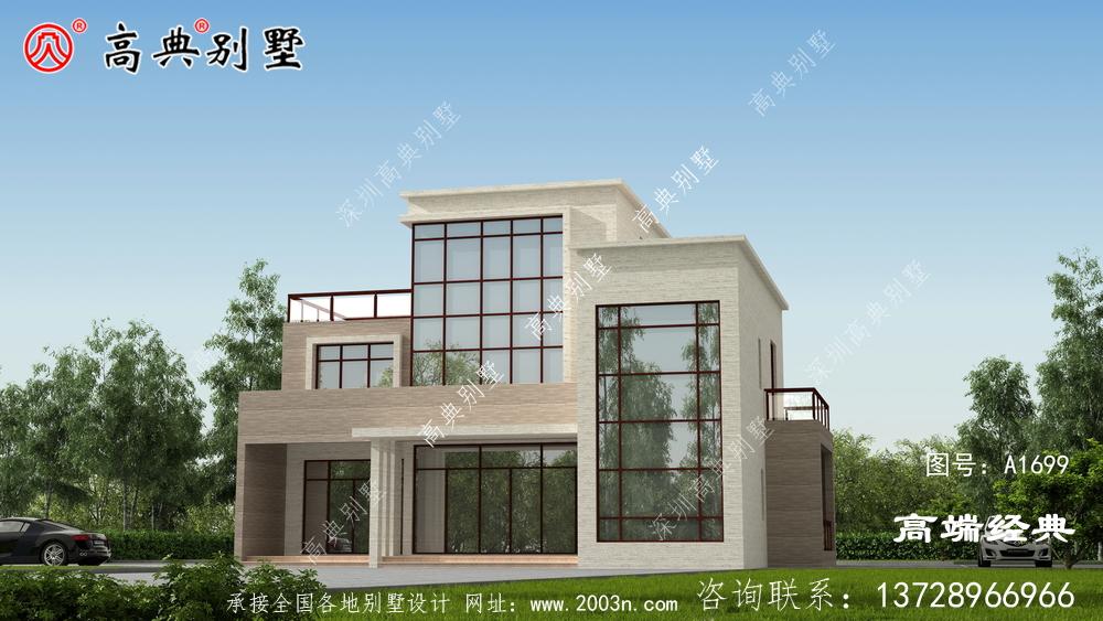 左贡县农村自建别墅