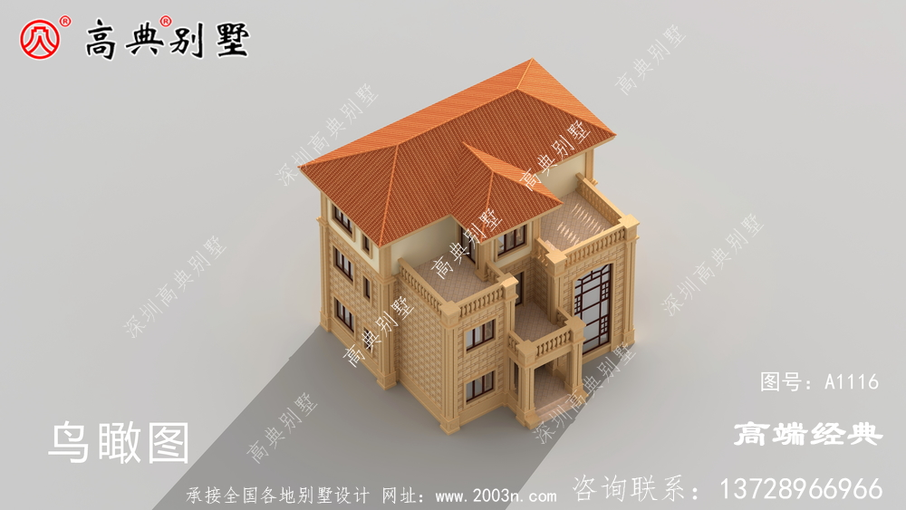 昭苏县农村三层自建房