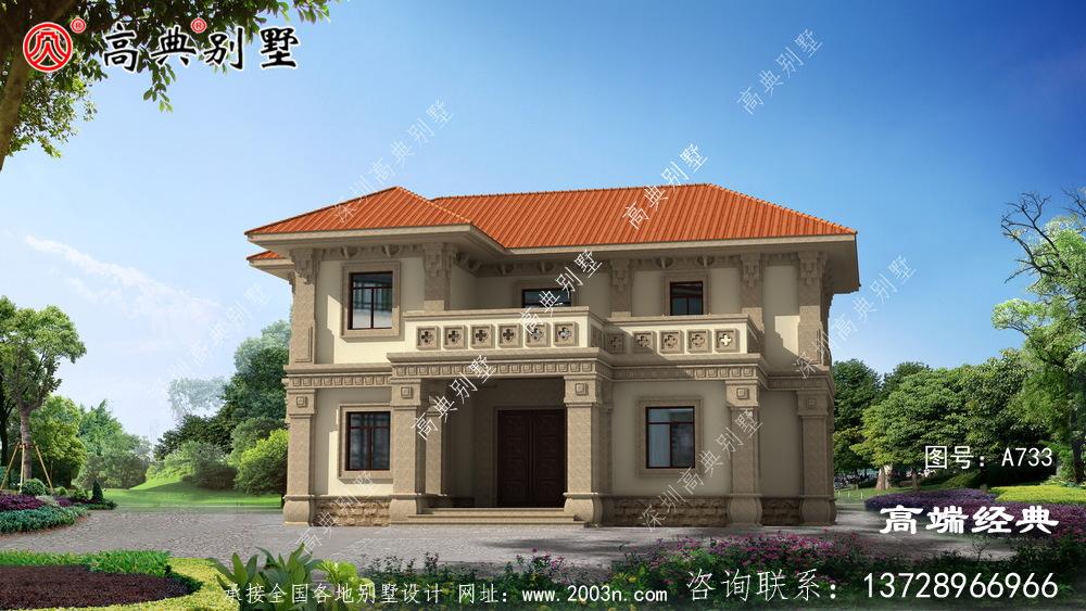 别墅设计效果图大全