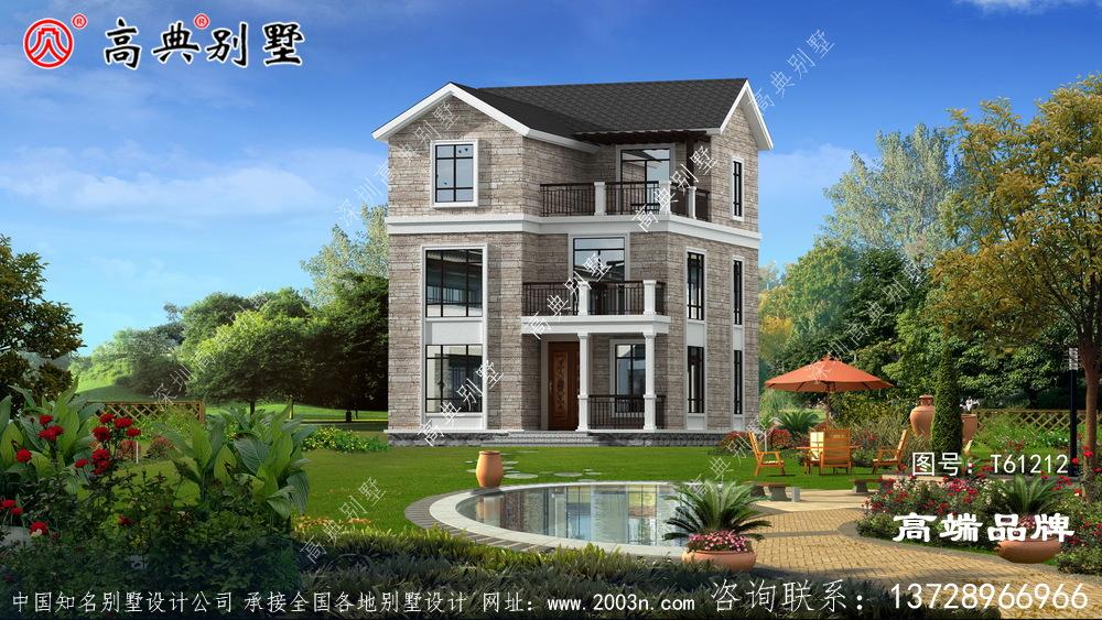 住宅景观设计这样的风格 你喜欢吗?
