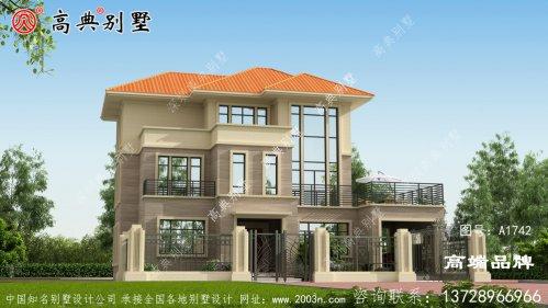 农村自建房符合现代农村住宅建设