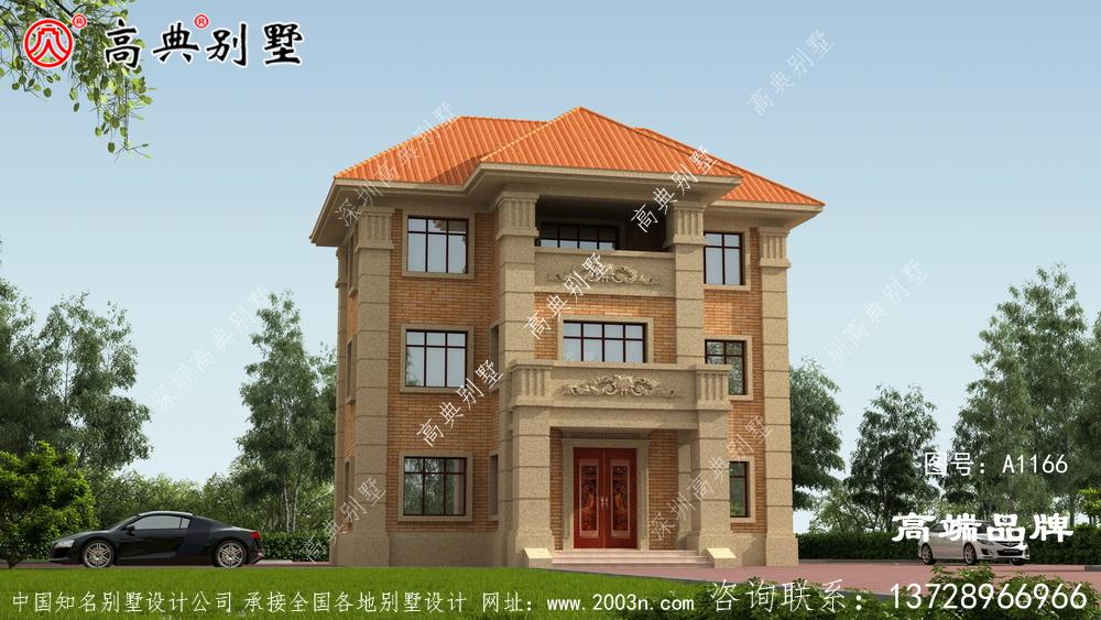 150平的别墅设计图