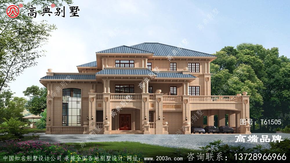 农村房屋三层设计图大全真的是太风光了!