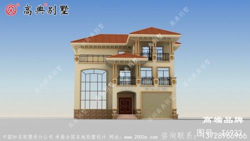 别墅整体效果图建起来不易过时