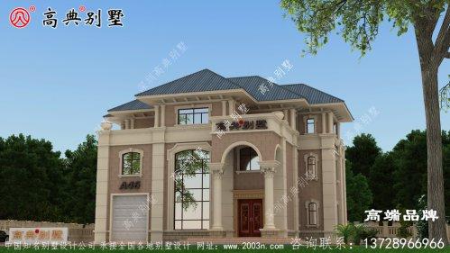 农村房子设计图质朴淡雅,古风古