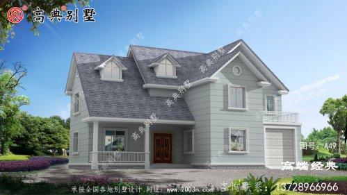 乡村风格别墅温馨舒适的家