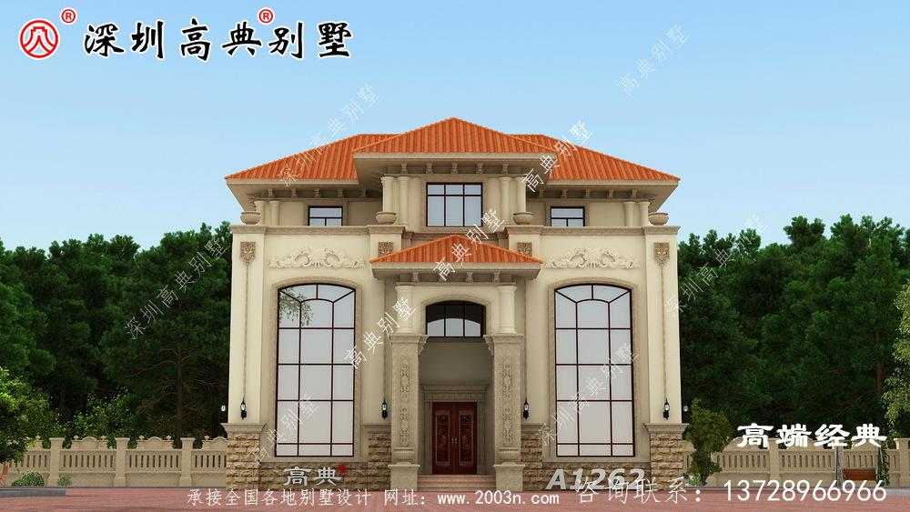 在农村,40万不仅能建一栋几层的别墅,还能享受美好的乡村生活。