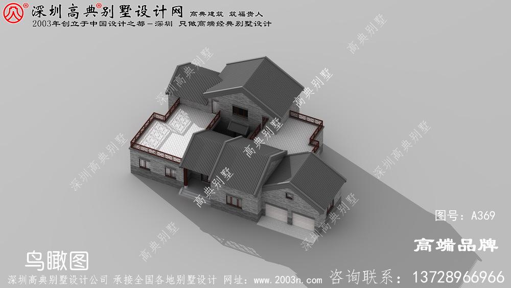 农村一层自建小别墅,主体建成才40万,每个人都能拥有