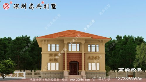土豪建造大别墅,我们建造小户型