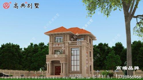 老家建别墅不仅可以改善父母的居住环境,以后