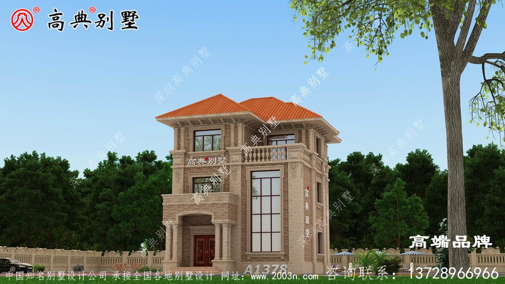 老家建别墅不仅可以改善父母的居住环境,以后也可养老