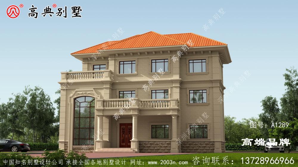 在农村盖房子比在城市买商品房好得多,农村建房真的很实用!