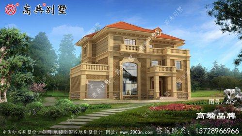 拥有一栋这么美的别墅,你是不是